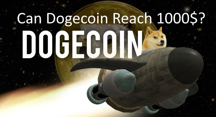 Can Dogecoin Reach 1000$? Lets Explore Is It Possible